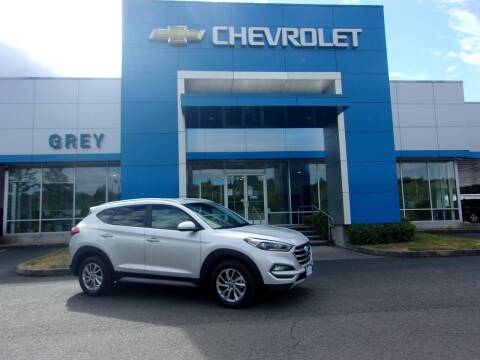 2017 Hyundai Tucson for sale at Grey Chevrolet, Inc. in Port Orchard WA