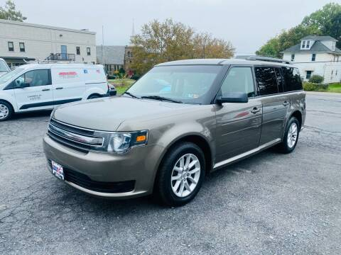 2013 Ford Flex for sale at 1NCE DRIVEN in Easton PA
