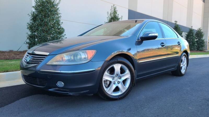 2005 Acura RL for sale at Global Imports Auto Sales in Buford GA
