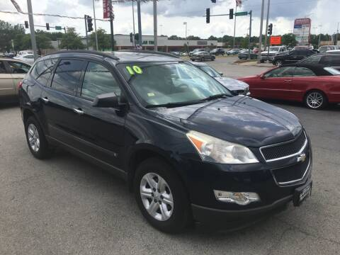 2010 Chevrolet Traverse for sale at ROUTE 6 AUTOMAX in Markham IL
