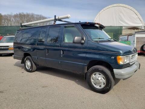 1998 Ford E-350 for sale at MX Motors LLC in Ashland MA