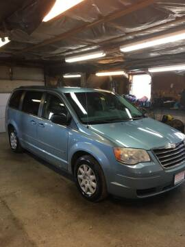 2010 Chrysler Town and Country for sale at Lavictoire Auto Sales in West Rutland VT