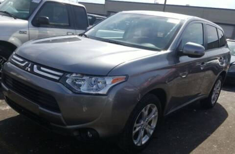 2014 Mitsubishi Outlander for sale at Precision Automotive Group in Youngstown OH