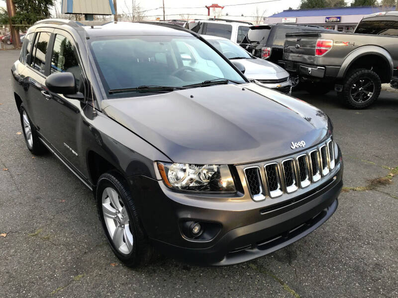 2015 Jeep Compass for sale at Autos Cost Less LLC in Lakewood WA