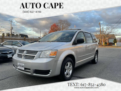 2010 Dodge Grand Caravan for sale at Auto Cape in Hyannis MA