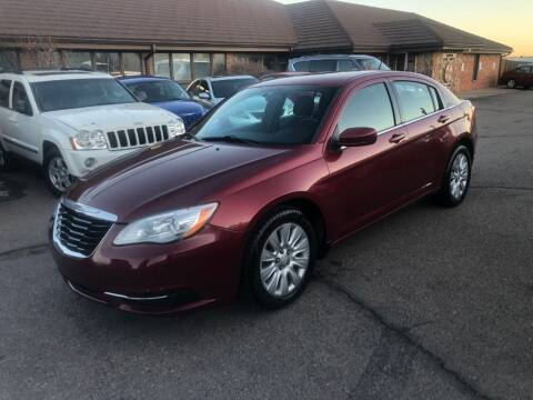 2014 Chrysler 200 for sale at STATEWIDE AUTOMOTIVE LLC in Englewood CO