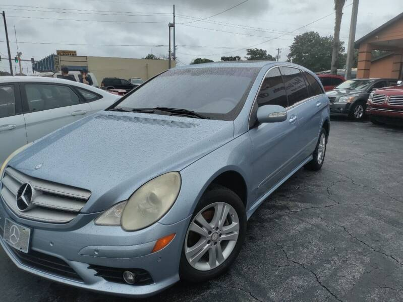 2008 Mercedes-Benz R-Class for sale at Hot Deals On Wheels in Tampa FL