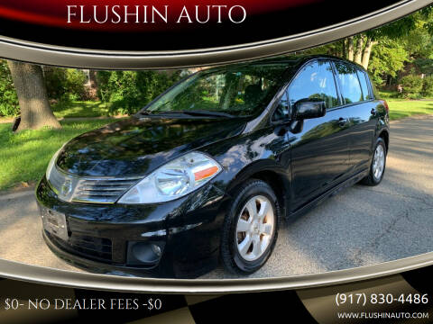 2009 Nissan Versa for sale at FLUSHIN AUTO in Flushing NY