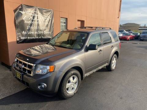 2010 Ford Escape for sale at ENZO AUTO in Parma OH