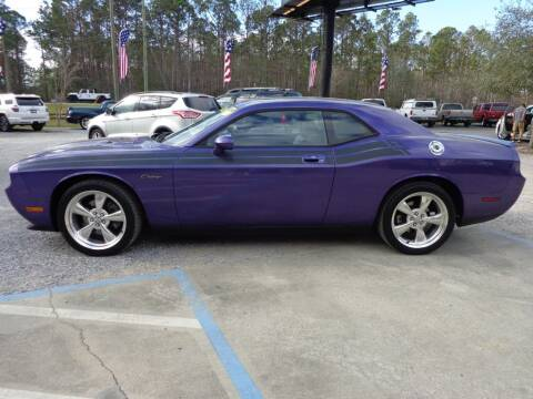 2010 Dodge Challenger for sale at Ward's Motorsports in Pensacola FL