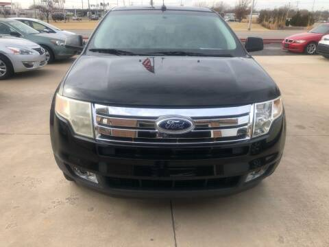 2008 Ford Edge for sale at Moore Imports Auto in Moore OK