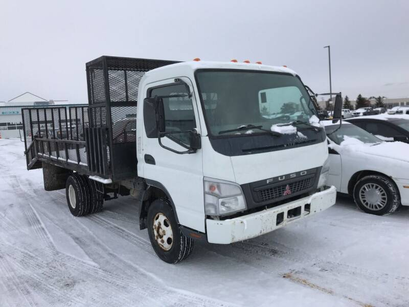 2007 Mitsubishi Fuso FE84D for sale at N Motion Sales LLC in Odessa MO