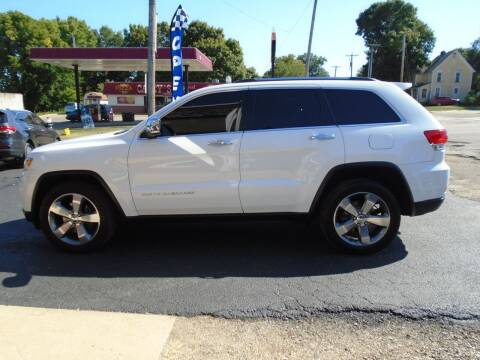 2014 Jeep Grand Cherokee for sale at Nelson Auto Sales in Toulon IL