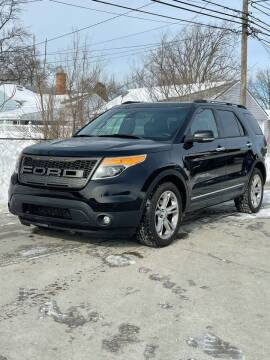 2013 Ford Explorer for sale at Suburban Auto Sales LLC in Madison Heights MI