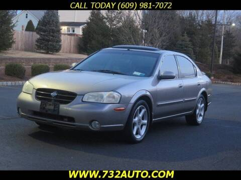 2001 Nissan Maxima for sale at Absolute Auto Solutions in Hamilton NJ