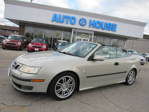 2005 Saab 9-3 for sale at Auto House Motors in Downers Grove IL
