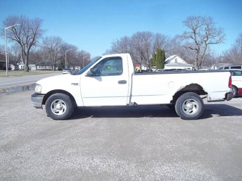 2002 Ford F-150 for sale at BRETT SPAULDING SALES in Onawa IA