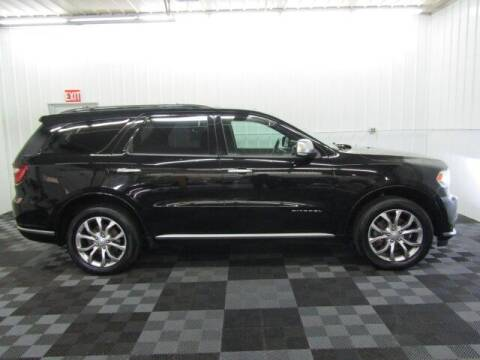 2017 Dodge Durango for sale at Michigan Credit Kings in South Haven MI