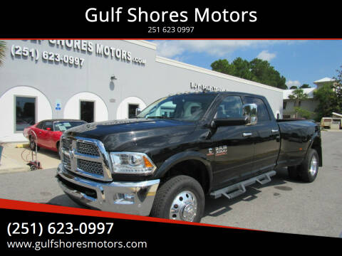 2018 RAM Ram Pickup 3500 for sale at Gulf Shores Motors in Gulf Shores AL