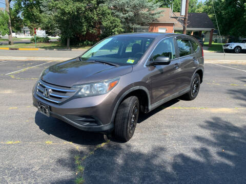 2012 Honda CR-V for sale at Ace's Auto Sales in Westville NJ