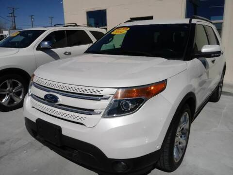 2014 Ford Explorer for sale at Hugo Motors INC in El Paso TX