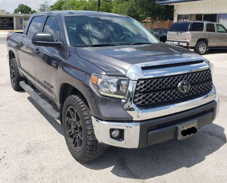 2018 Toyota Tundra for sale at Apex Auto SA in San Antonio TX
