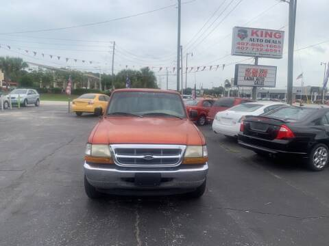 1999 Ford Ranger for sale at King Auto Deals in Longwood FL