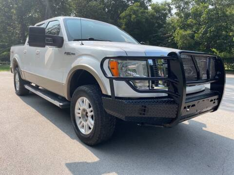 2012 Ford F-150 for sale at Thornhill Motor Company in Lake Worth TX