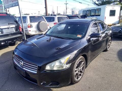 2011 Nissan Maxima for sale at Wilson Investments LLC in Ewing NJ
