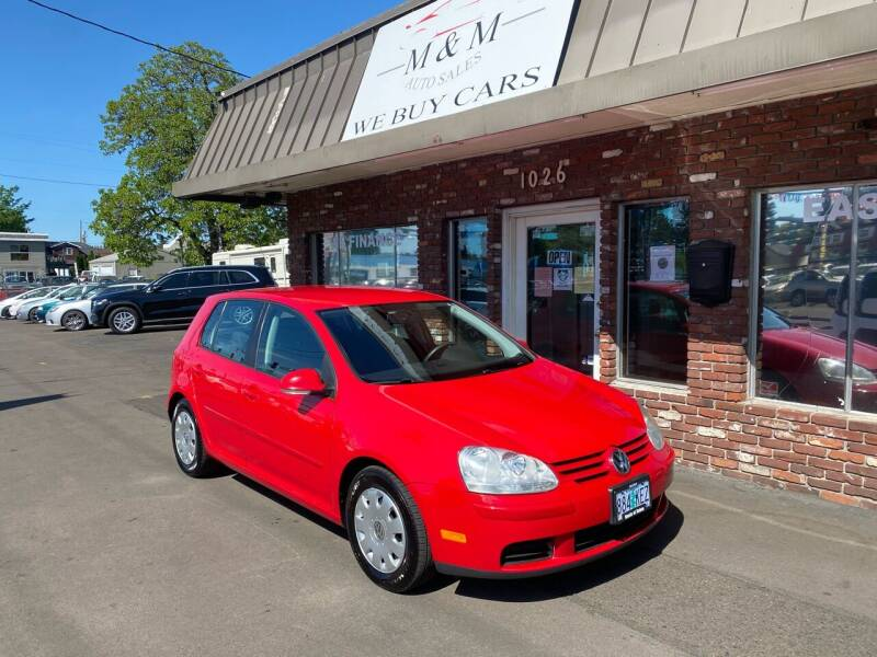 2008 Volkswagen Rabbit for sale at M&M Auto Sales in Portland OR