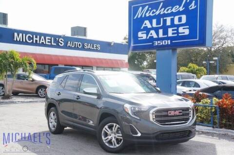 2019 GMC Terrain for sale at Michael's Auto Sales Corp in Hollywood FL