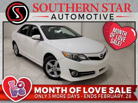 2012 Toyota Camry for sale at Southern Star Automotive, Inc. in Duluth GA