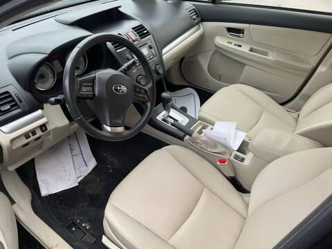 2013 Subaru Impreza for sale at Trocci's Auto Sales in West Pittsburg PA