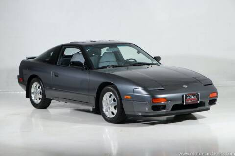 1993 Nissan 240SX for sale at Motorcar Classics in Farmingdale NY