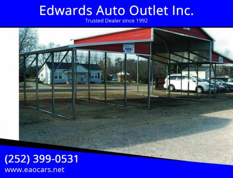 2021 Steel Buildings and Structures 42w x 21L x 12h/8h step barn for sale at Edwards Auto Outlet Inc. in Wilson NC