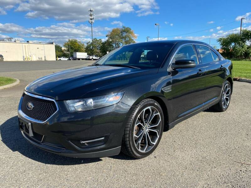 2014 Ford Taurus for sale at Pristine Auto Group in Bloomfield NJ
