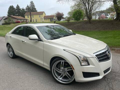 2014 Cadillac ATS for sale at Trocci's Auto Sales in West Pittsburg PA
