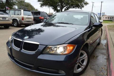 2008 BMW 3 Series for sale at E-Auto Groups in Dallas TX