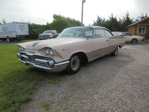 1959 Dodge Coronet for sale at D & P Sales LLC in Wichita KS