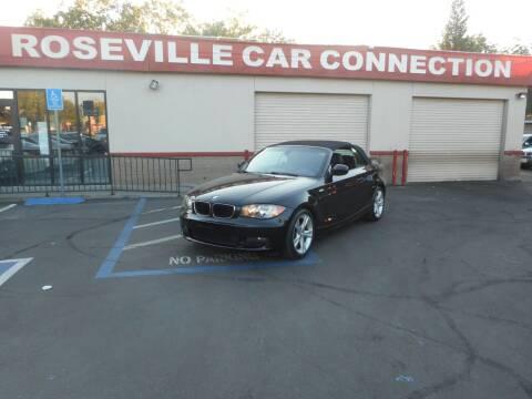 2011 BMW 1 Series for sale at ROSEVILLE CAR CONNECTION in Roseville CA