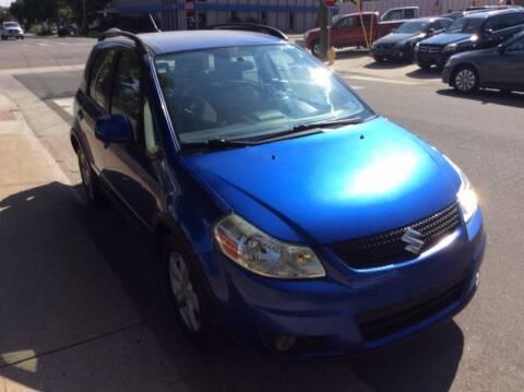 2012 Suzuki SX4 Crossover for sale at Auto Brokers in Sheridan CO
