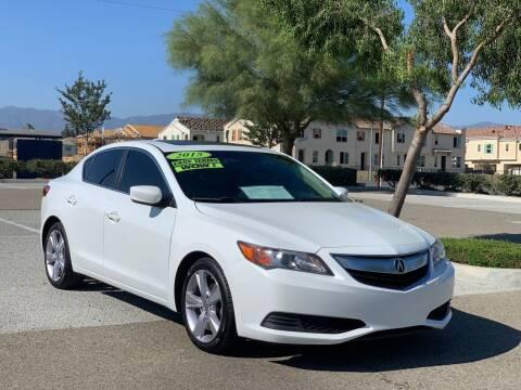 2015 Acura ILX for sale at Esquivel Auto Depot in Rialto CA