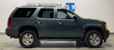 2008 Chevrolet Tahoe for sale at Indy Wholesale Direct in Carmel IN