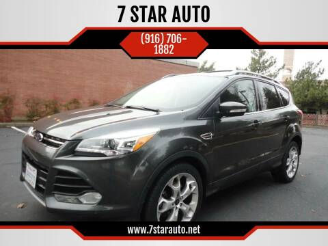 2015 Ford Escape for sale at 7 STAR AUTO in Sacramento CA