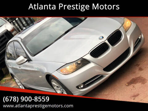 2011 BMW 3 Series for sale at Atlanta Prestige Motors in Decatur GA