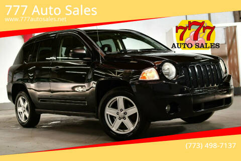 2008 Jeep Compass for sale at 777 Auto Sales in Bedford Park IL