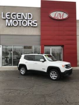 2015 Jeep Renegade for sale at Legend Motors of Waterford - Legend Motors of Ferndale in Ferndale MI