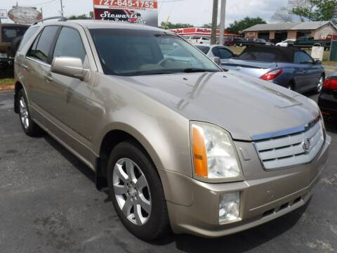2006 Cadillac SRX for sale at LEGACY MOTORS INC in New Port Richey FL