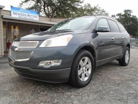 2012 Chevrolet Traverse for sale at New Gen Motors in Lakeland FL