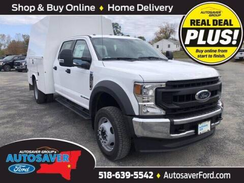 2020 Ford F-550 Super Duty for sale at Autosaver Ford in Comstock NY